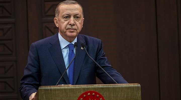 Erdoğan: Hafta sonlarında sokağa çıkma yasağını sürdürme kararı aldık