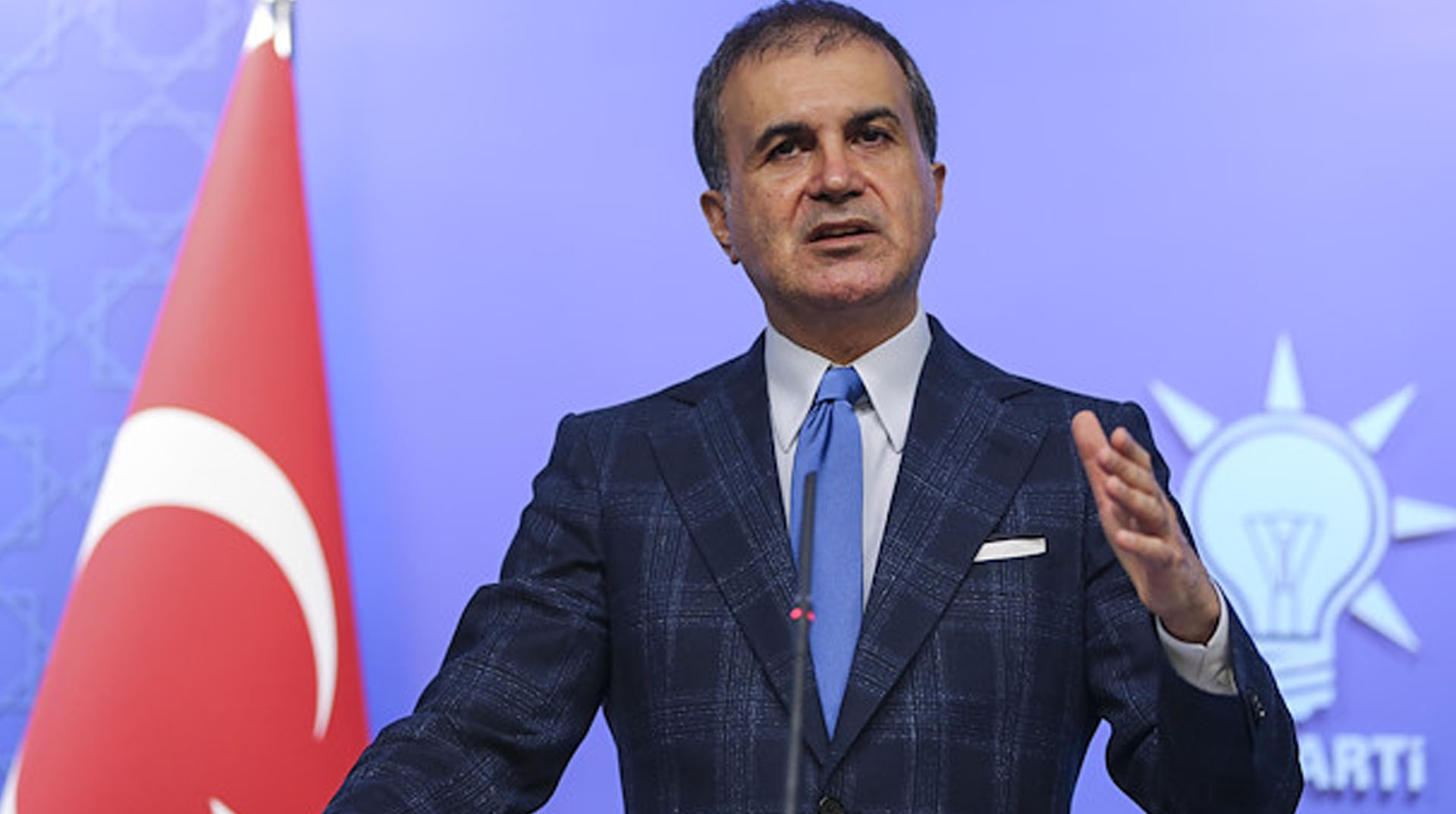Çelik: Bütün dünya Türkiye'yi takdir ederken, eleştiri CHP'den geliyor