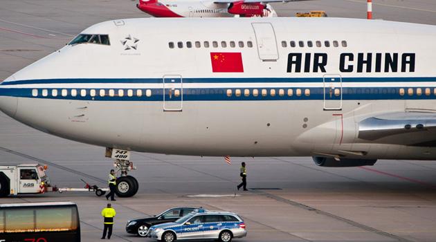 ABD, Çin hava yolu şirketlerinin uçuşlarını askıya alacak