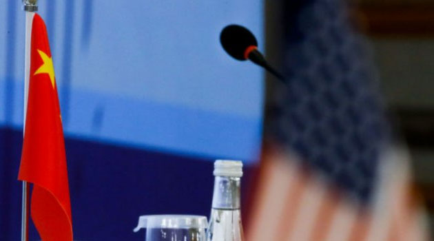 ABD, 28 Çinli şirketi 'kara listeye' aldı