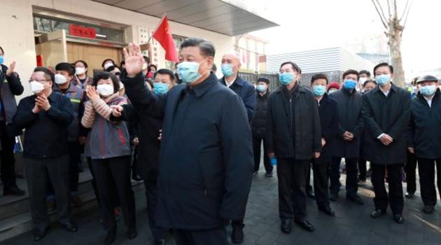Çin Devlet Başkanı Şi: Koronavirüs salgını hala acımasız ve karmaşık durumda