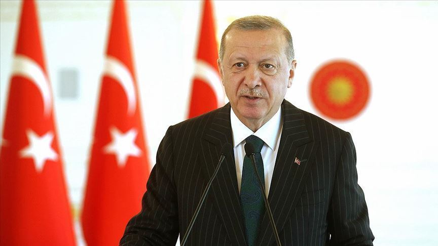 Erdoğan: Santraller bizler için medeni olmanın adeta sıçrama tahtalarıdır