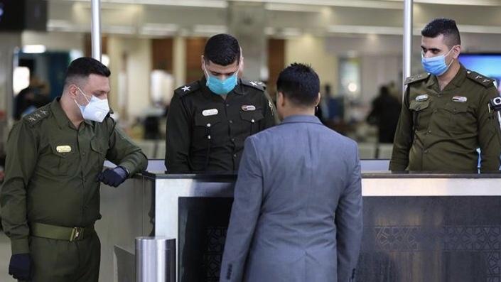 Irak'tan Fransa ve İspanya'dan ülkeye girişlere yasak