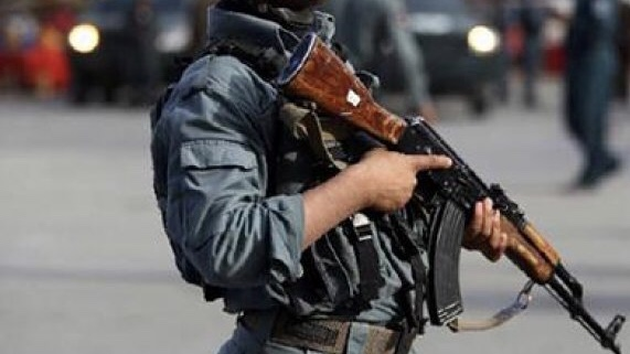 Afganistan'da bombalı saldırıda 3 polis öldü