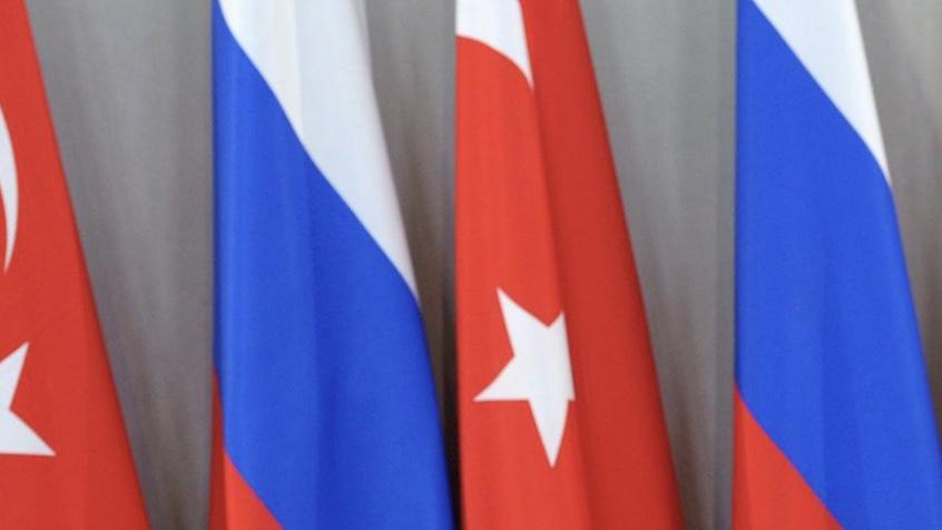 Rus ve Türk heyetleri İdlib'i görüştü