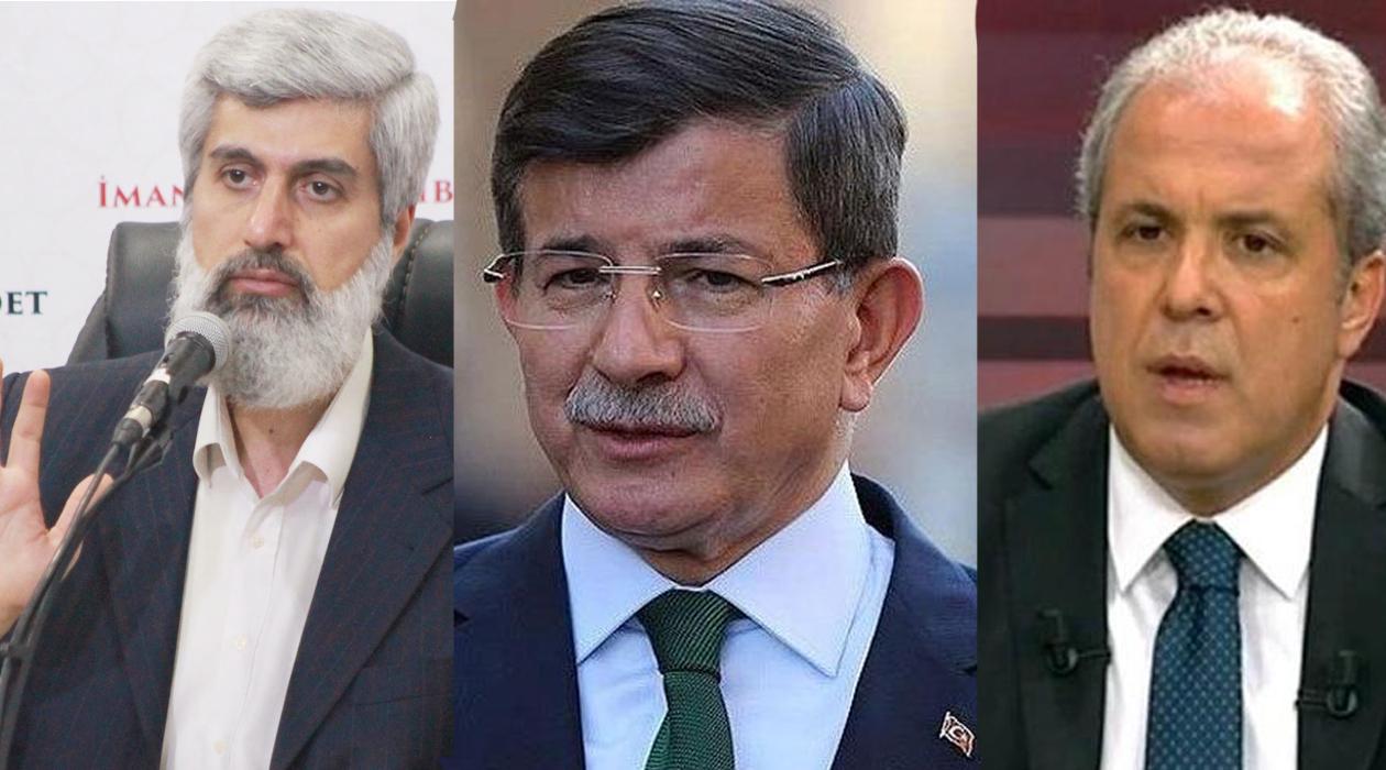 Alparslan Hoca Açıkladı, Davutoğlu Onayladı, Şamil Tayyar 'Haddini Bil' Dedi!