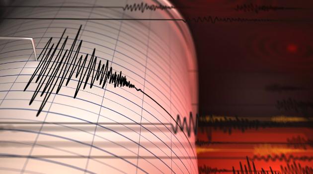 Akdeniz'de 4 büyüklüğünde deprem oldu