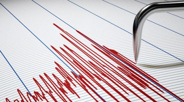 Akdeniz'de 6.4 büyüklüğünde deprem