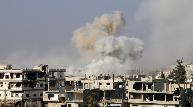 Esad rejimi Dera'yı hedef aldı, 6 sivil katledildi