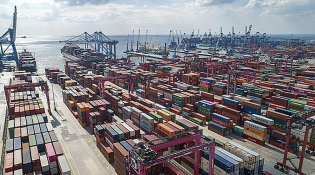 Dış ticaret açığı 2.23 milyar dolara yükseldi