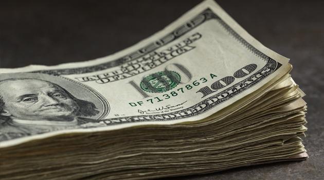 Dolar/TL kuru güne 6,42 seviyesinde başladı