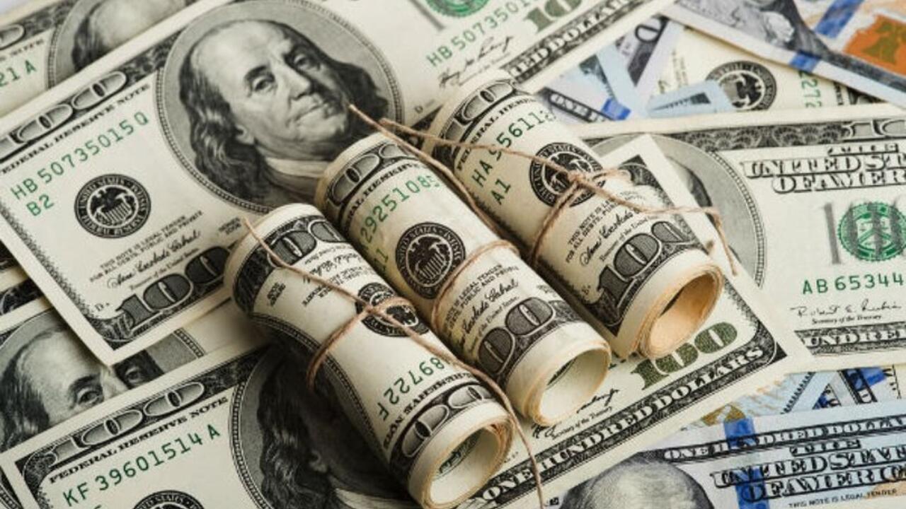 Dolar güne 6.22 seviyesinde başladı