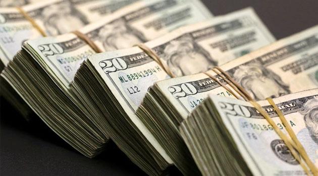 Dolar/TL kuru güne 6,84 seviyesinde başladı