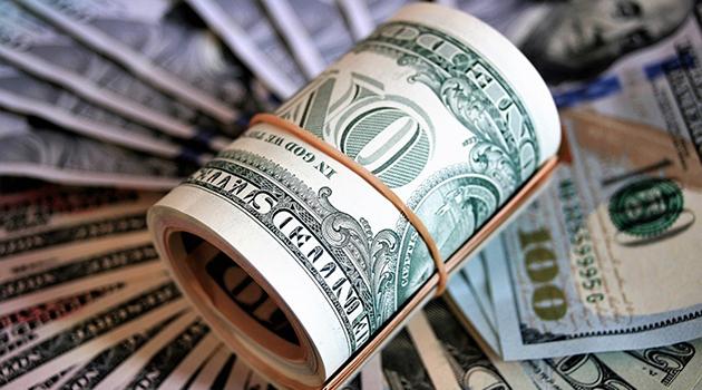 Dolar/TL 6.58'e yükseldi