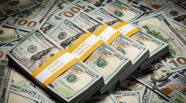 Türkiye'nin brüt dış borç stoku 446.9 milyar dolar oldu