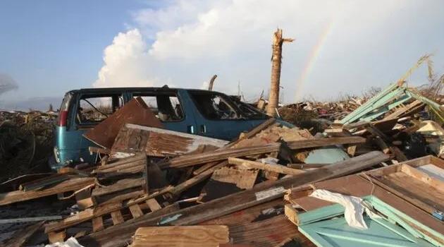 Dorian Kasırgası'ndaki ölü sayısı 50'ye yükseldi, 70 bin kişi evsiz kaldı