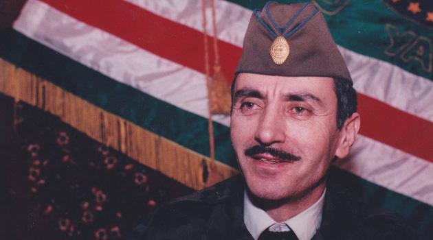 Büyük komutan Cevher Dudayev'in şehadetinin 24. yıl dönümü