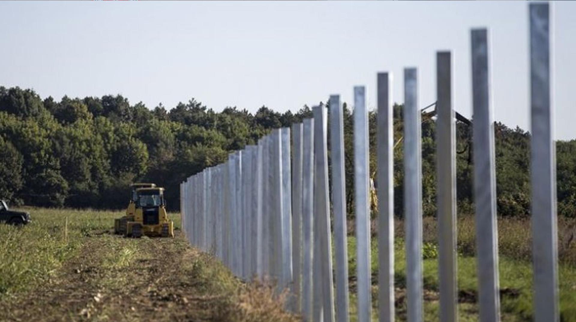 Avrupa Mültecilere Karşı Yeni Berlin Duvarları İnşa Etti