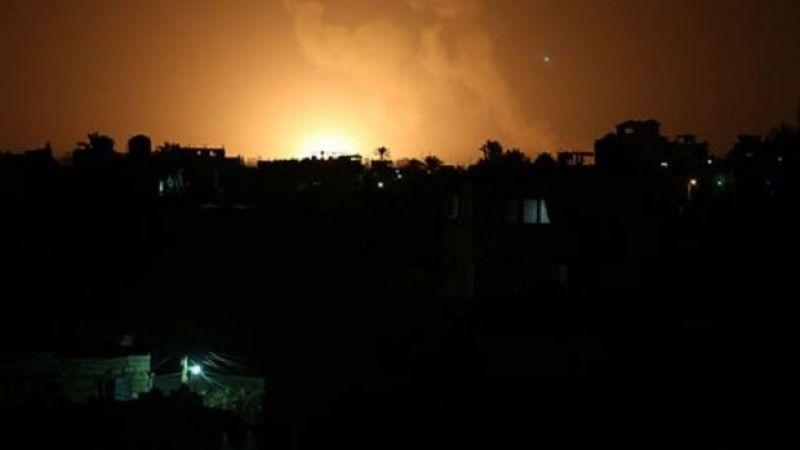 Siyonist işgalci korsan rejim saldırılarına devam ediyor