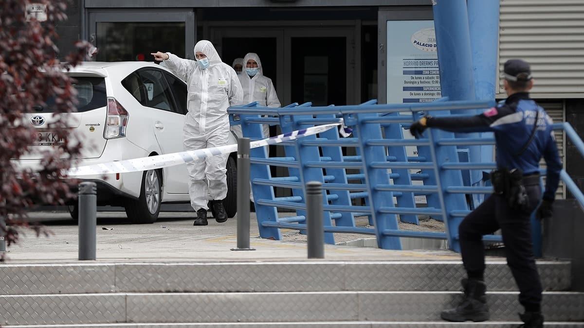 İspanya NATO'dan acil yardım istedi