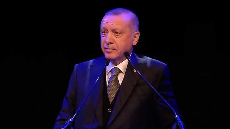 Erdoğan: Özgürlük alanlarını genişlettik, insan haklarına ilişkin çalışmalarımızı sürdürüyoruz