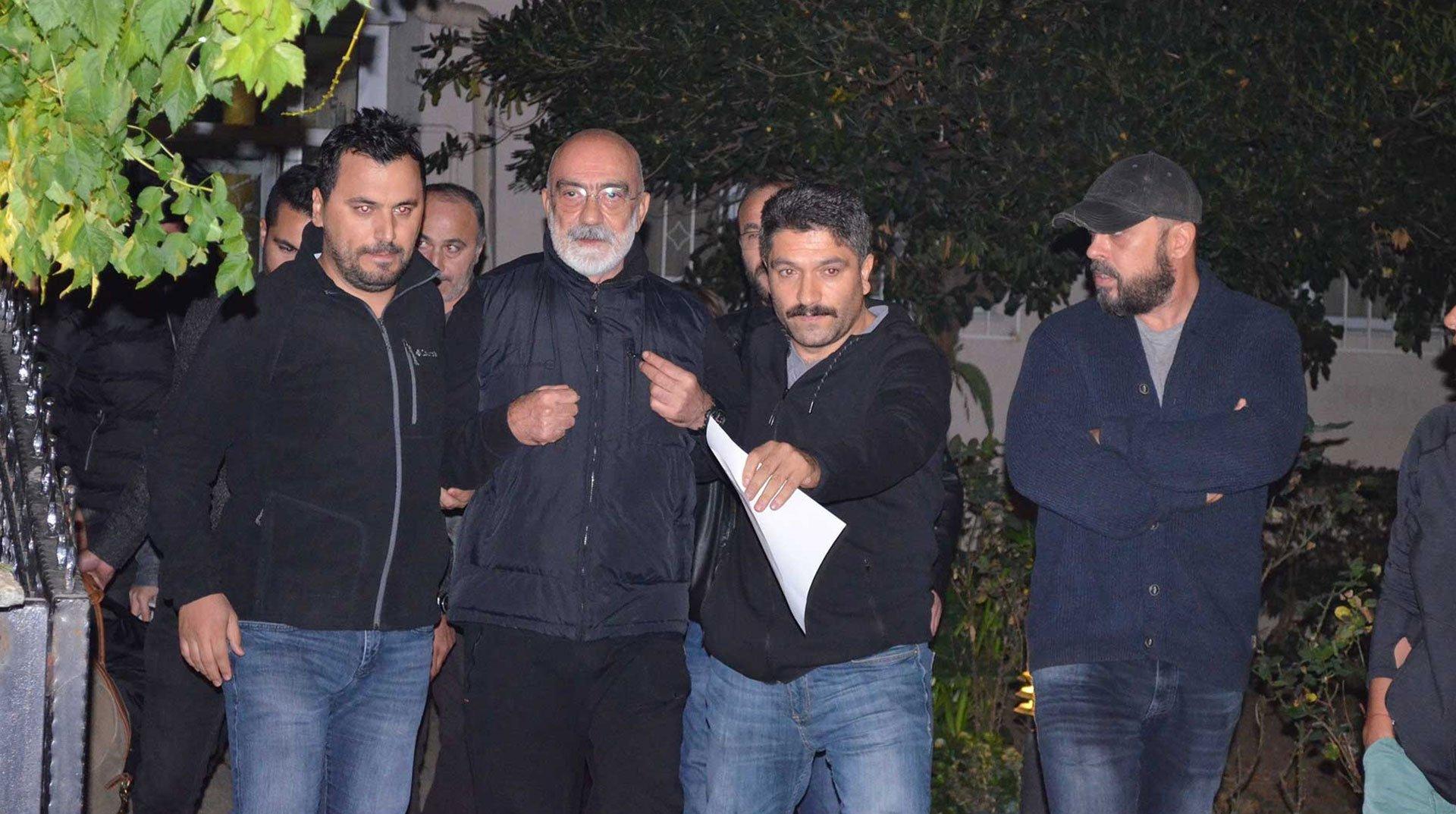 Altan'ın Yeniden Tutukluluğuna İlişkin Yapılan İtiraza Ret