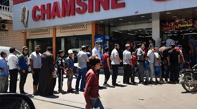 Lübnan'da ekmek krizi baş gösterdi