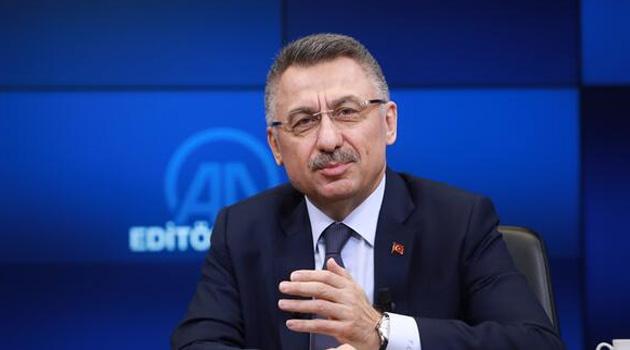 Cumhurbaşkanı Yardımcısı Fuat Oktay: Ekonomik saldırıların tamamen üstesinden gelinmiştir