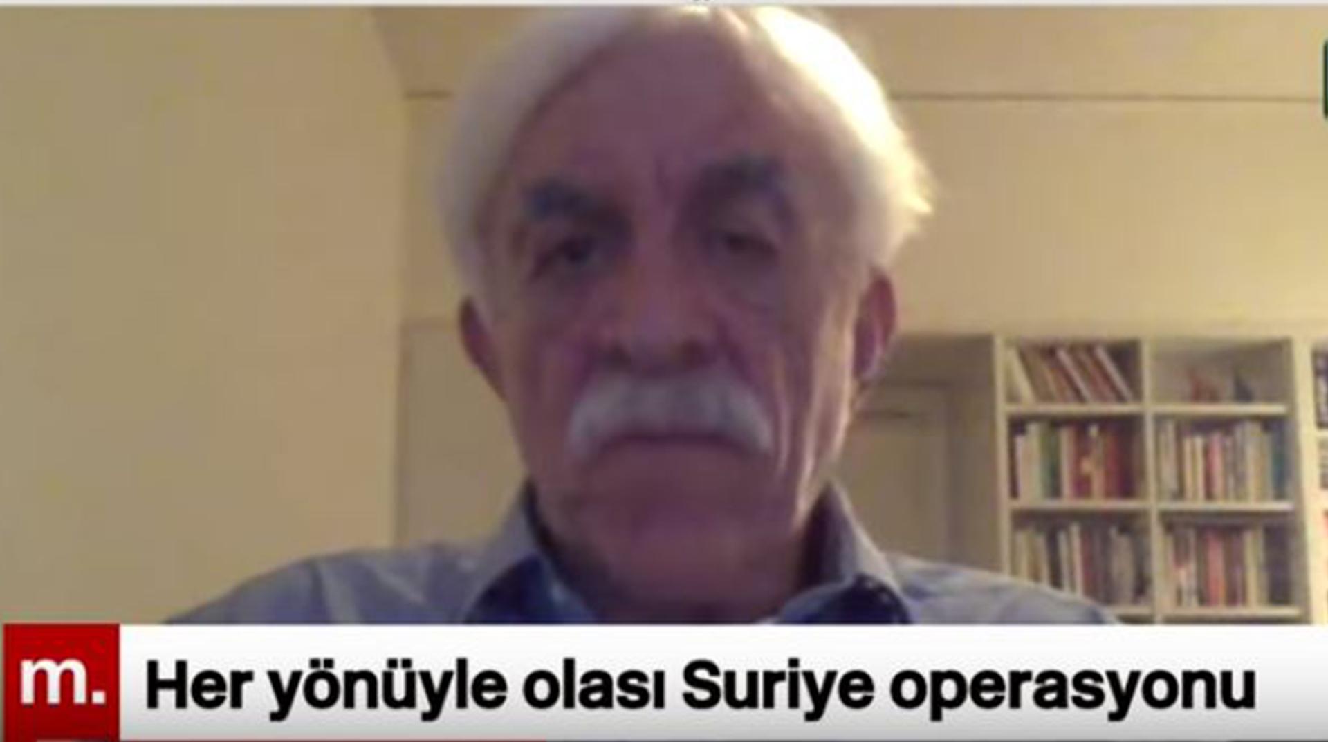 Cengiz Çandar Suriye Operasyonunu Değerlendirdi