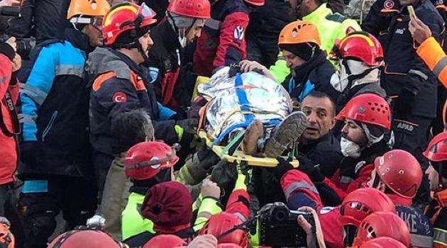 AFAD: Depremde 31 kişi hayatını kaybetti