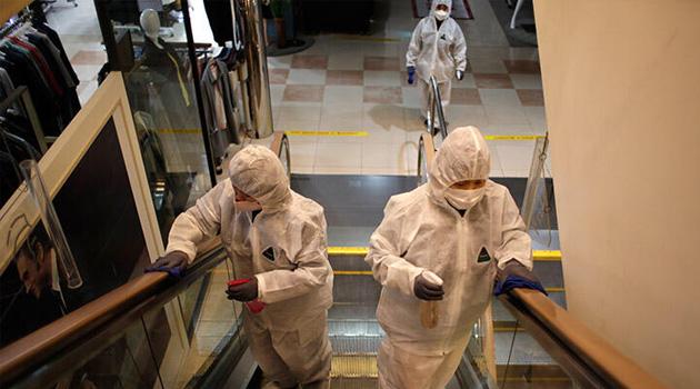 Endonezya'da koronavirüs nedeniyle ulusal afet ilan edildi