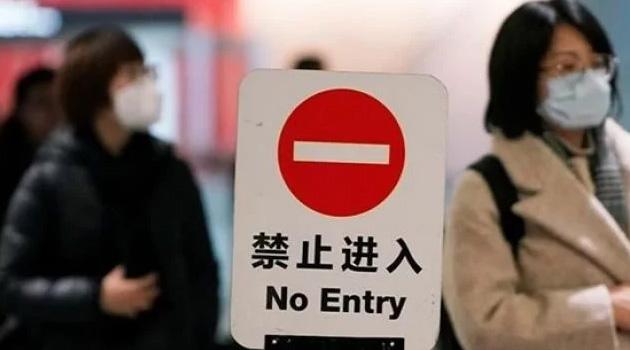 Çin, yabancıların ülkeye girişini 'geçici olarak' yasakladı