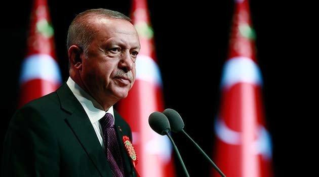 Erdoğan'dan Ross'a: Dostum Trump'la serbest ticaret anlaşması görüşmelerine başlanmasını da gündeme aldık