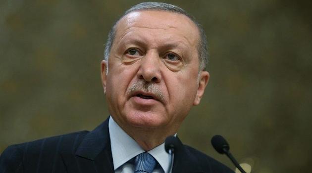 Cumhurbaşkanı Erdoğan: Kibir abidelerinin bu davada yeri yok
