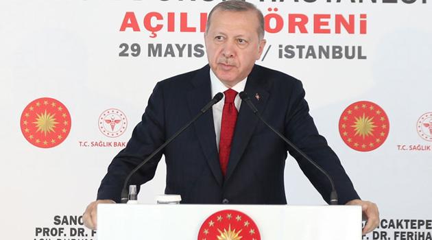 Erdoğan: İnsanı yaşat ki devlet yaşasın anlayışıyla yaptığım her yatırımın karşılığını aldı