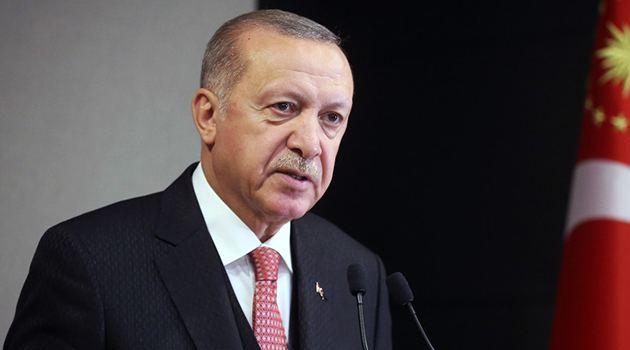 Erdoğan: Cumhur İttifakı olarak dimdik bu yolda yürüyeceğiz. 17 baraj açılışını daha yapacağız