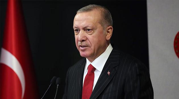 Cumhurbaşkanı Erdoğan, 'normalleşme planını' açıkladı