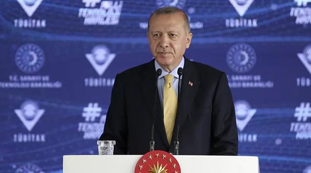 Erdoğan: Türkiye'yi 21. yüzyılın lider ülkelerinden biri yapmanın hayalini kuruyoruz