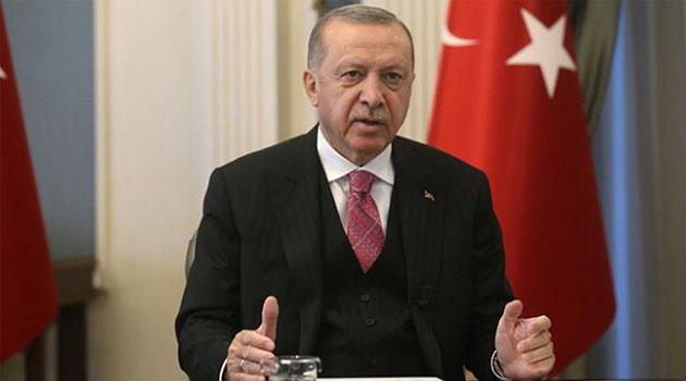 Erdoğan'dan 'büyük kongre' mesajı