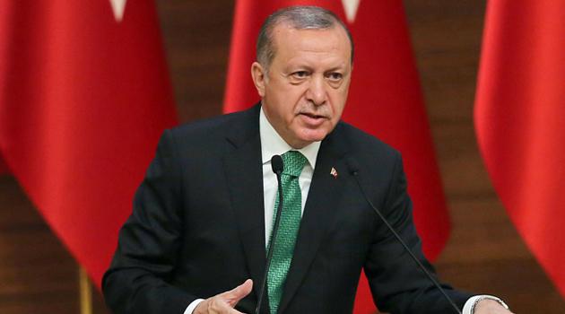 Cumhurbaşkanı Erdoğan: İzinsiz kampanya yürütülemez