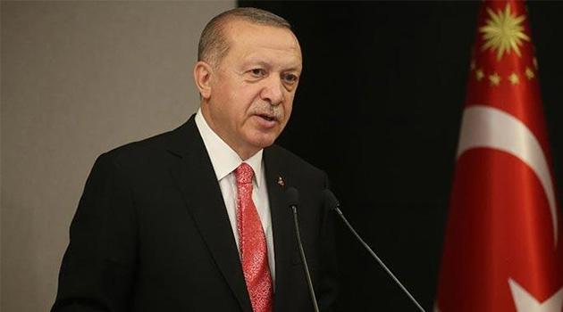 Erdoğan: Enflasyonu tek haneli rakamlara düşürmekte kararlıyız