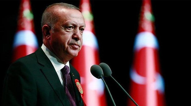 Erdoğan'dan Trump'ın sözde 'Orta Doğu Barış Planı'na tepki: Tanımıyoruz