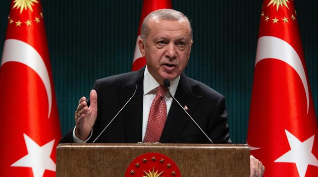 Erdoğan: Türkiye ekonomisi tırmanışta ama göremeyenler var