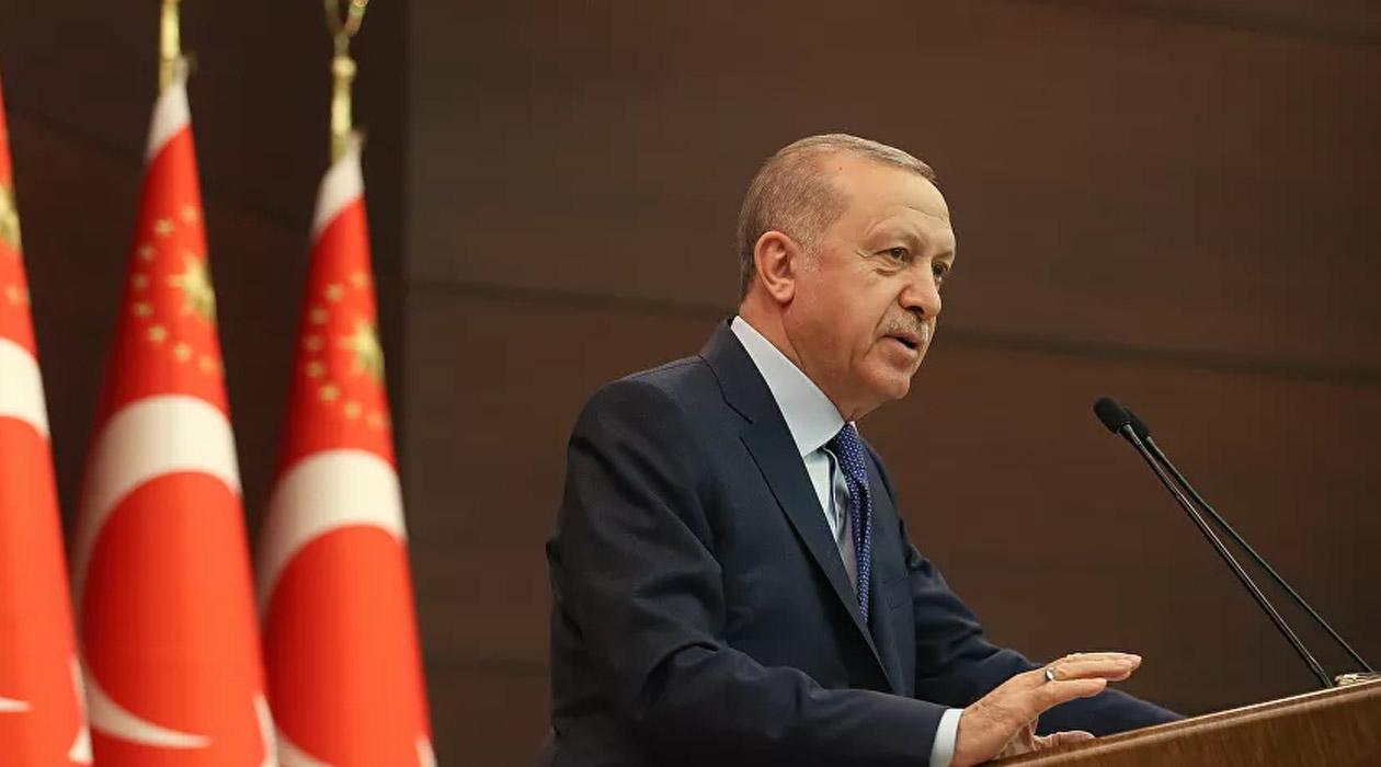 Erdoğan'dan Ulusa Sesleniş: Virüs bulaşmasını önlemenin tek yolu, gönüllü karantinadır