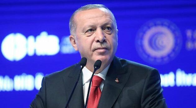 Erdoğan: Ülkemiz ekonomisi yeniden büyüme eğilimine girdi