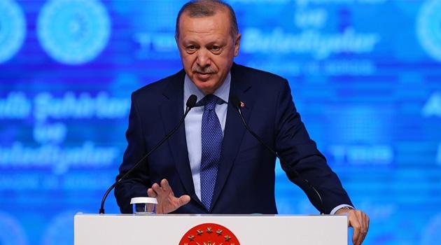 Erdoğan: İkinci yargı paketinin hazırlıklarını tamamladık, birkaç ay içinde Meclis gündemine getireceğiz