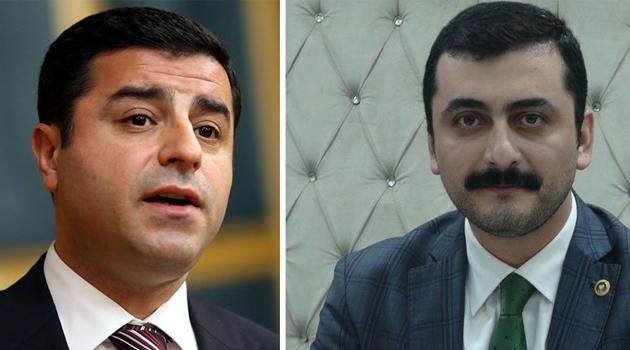 Anayasa Mahkemesi'nden Selahattin Demirtaş ve Eren Erdem kararı