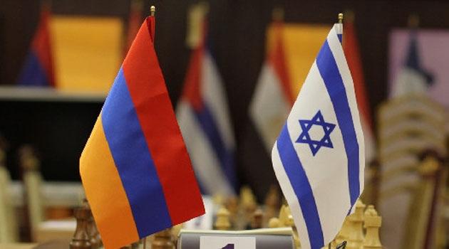Ermenistan İsrail'e Büyükelçilik Açıyor
