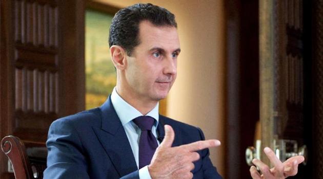 Esad, Kürt güçlerle neden işbirliği yaptığını açıkladı