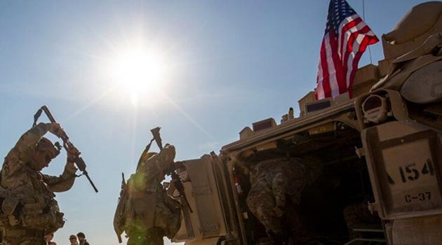 ABD savaş uçakları rejime ait askeri noktaları vurdu